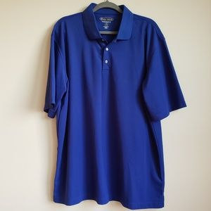 Pebble Beach Performance Polo Top